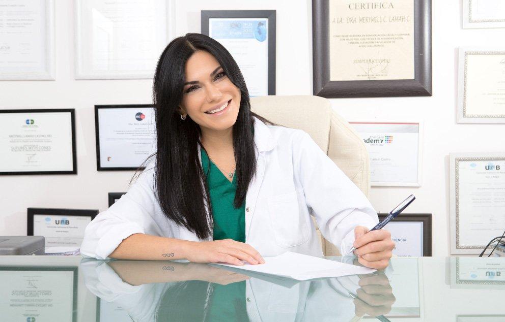Equipo Profesionales de la Doctora Mery Lamah