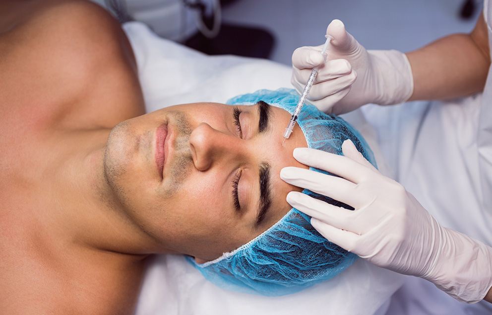 Tratamientos de Medicina Estética Masculina en Zaragoza