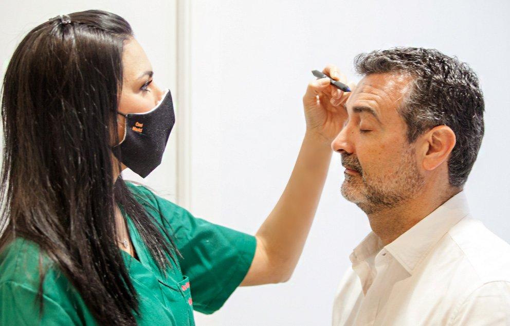 Tratamiento de Efecto Fox Eyes en Zaragoza