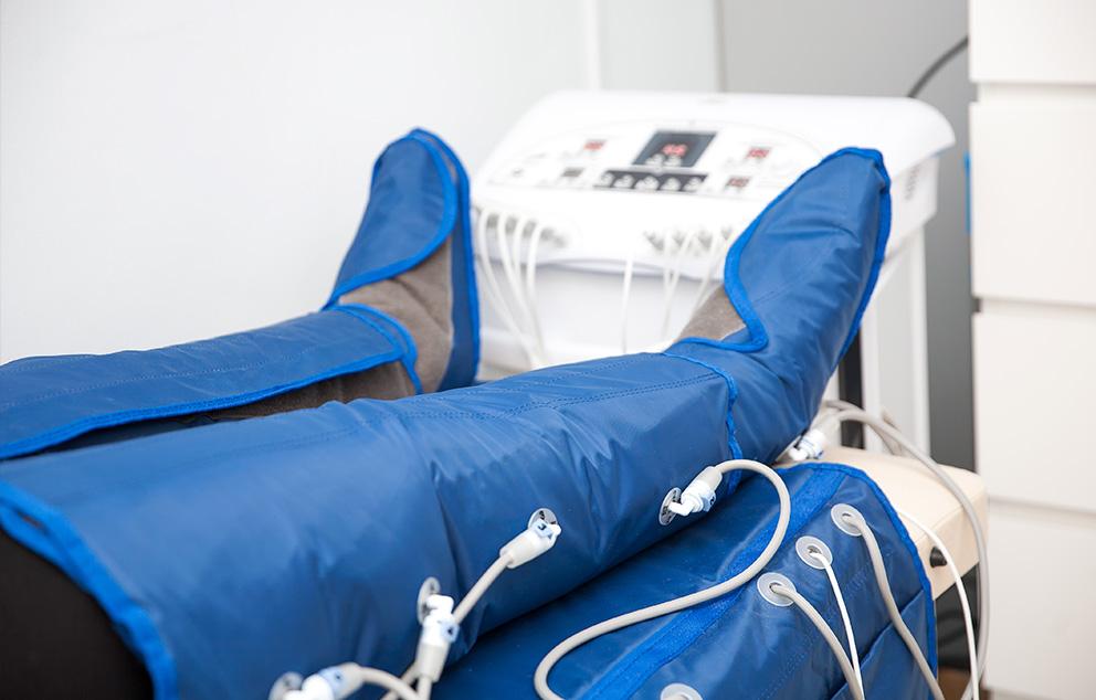 Tratamiento de Presoterapia en Zaragoza